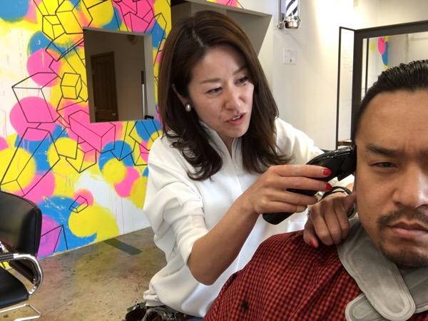 ビッコ美容師