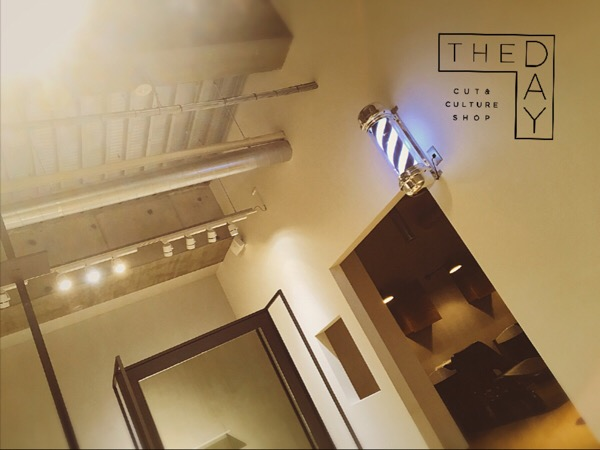 THE DAY cut&culture shop 1周年